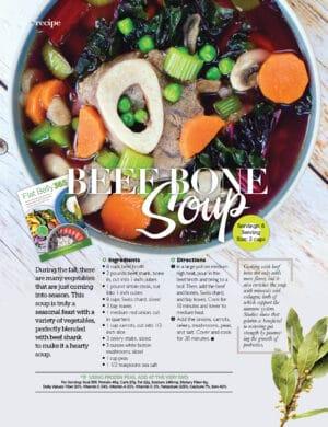 beef bone soup