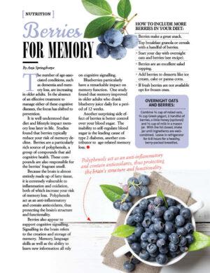 Berries for Memory AL0912