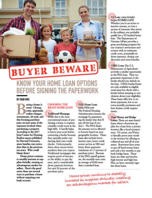 Buyer Beware - Know Your Home Loan Options Before Signing The Paperwork HGD0922