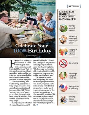 Celebrate Your 100th Birthday AL0312