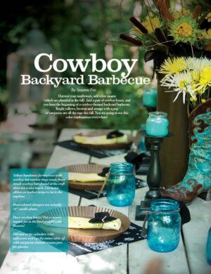 Cowboy Backyard Barbecue HGD0220
