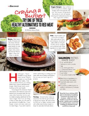 Alternatives to Red Meat