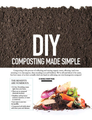 DIY Composting Made Simple HGD0526
