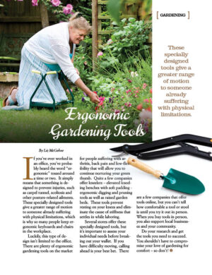 Ergonomic Gardening Tools AL0805