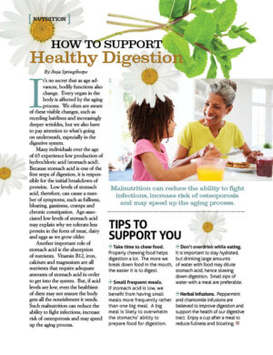 How to Support Healthy Digestion AL0712