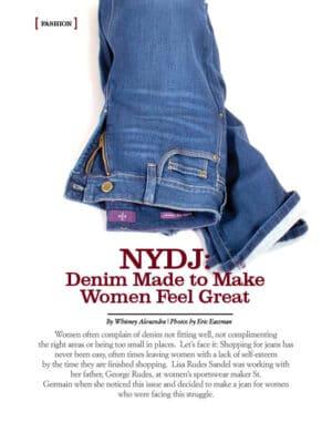 NYDJ Denim Made to Make Women Feel Great