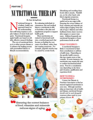 Nutritional Therapy AL0928