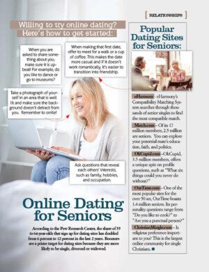 Online Dating for Seniors AL0307