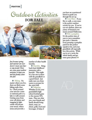 Outdoor Activities for Fall AL0808