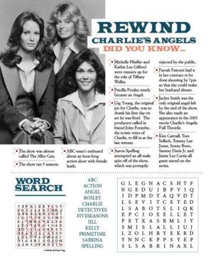 Rewind Charlie's Angels AL0726