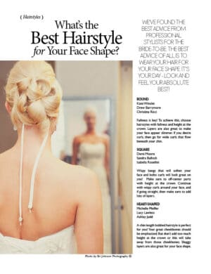 What's The Best Hairstyle For Your Face Shape? FB0132
