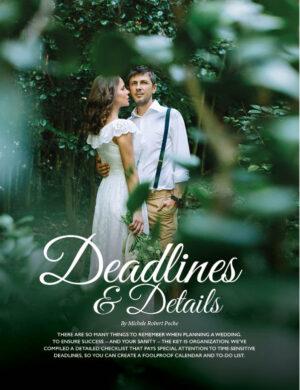 Deadlines & Details FB0432
