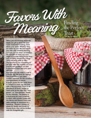 Favors With Meaning FB0730