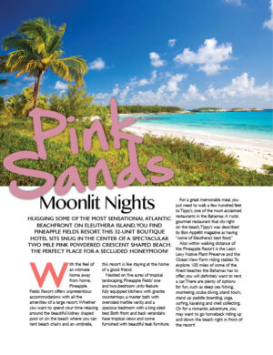 Pink Sands Moonlit Nights FB0340