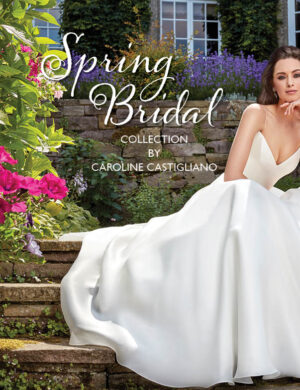 Spring Bridal Collection By Caroline Castigliano FB0824