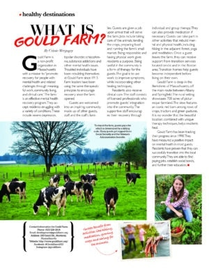 gould farm