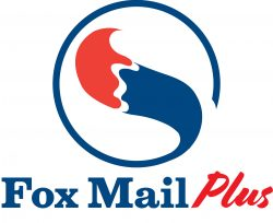 Fox mail plus logo image